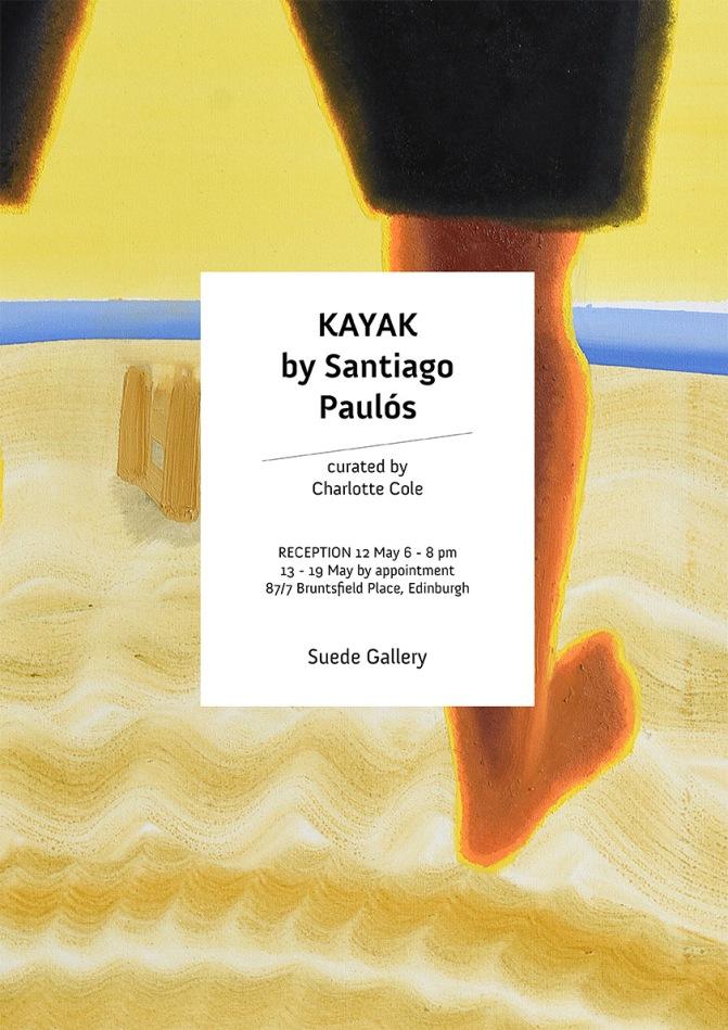 Kayak - Santiago Paulos